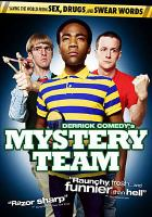 Go to record DERRICK Comedy's Mystery team