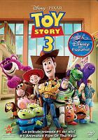 Toy story 3  Cover Image