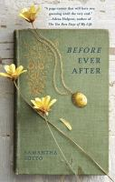 Go to record Before ever after : a novel