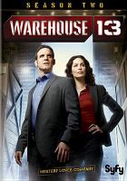 Warehouse 13. Season two Book cover