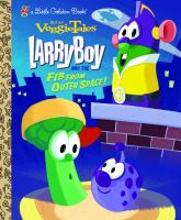 Larryboy and the Fib from outer space  Cover Image