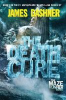 The death cure Book cover
