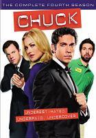 Go to record Chuck. The complete fourth season