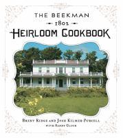 The Beekman 1802 heirloom cookbook Book cover