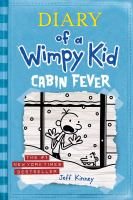 Diary of a wimpy kid. Cabin fever Book cover