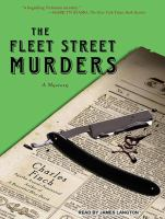Go to record The fleet street murders