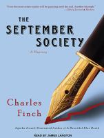 Go to record The September Society