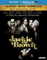 Jackie Brown Book cover