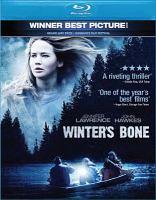 Winter's bone Book cover