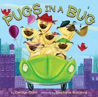 Pugs in a bug Book cover