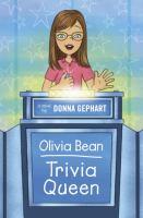 Olivia Bean, trivia queen : a novel Cover Image