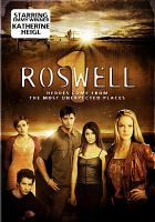 Roswell. The complete first season Cover Image