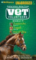 Go to record Vet volunteers. Books 7-9