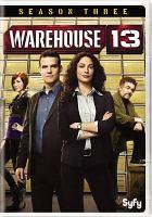 Warehouse 13. Season three  Cover Image