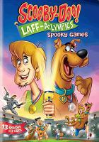 Scooby-Doo!. spooky games Laff-a-lympics Book cover