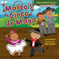 Marco's Cinco de Mayo Book cover
