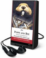 Poppy and Rye Cover Image