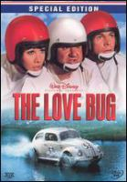 The love bug Book cover