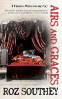 Go to record Airs and graces : a Charles Patterson mystery