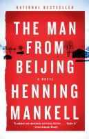 Go to record The man from Beijing