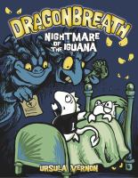 Nightmare of the iguana Book cover