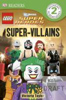 Super-villains Book cover