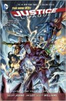 Justice League. Volume 2 The villain's journey Book cover
