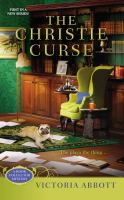 The Christie curse  Cover Image