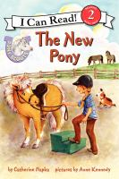 The new pony Book cover