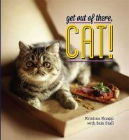 Get out of there, cat! by Kristina Knapp with Sam Stall.