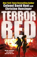Terror Red  Cover Image