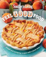 Southern Living feel good food. Book cover