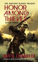 Honor among thieves Book cover