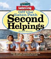 Off the eaten path : second helpings Book cover