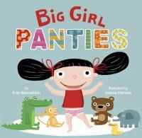 Big girl panties Book cover