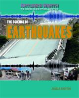 The science of earthquakes  Cover Image