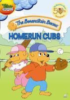 Berenstain Bears. Homerun cubs Book cover