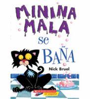 Minina mala se baña  Cover Image