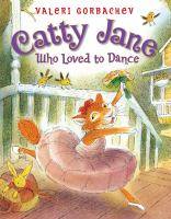 Catty Jane who loved to dance Book cover