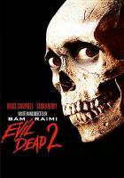 Evil dead II Book cover