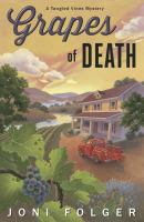 Go to record Grapes of death : a Tangled Vines mystery