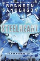 Steelheart Book cover
