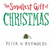 The smallest gift of Christmas  Cover Image
