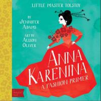 Anna Karenina : a fashion primer Book cover