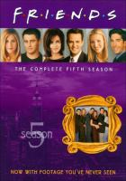 Go to record Friends. The complete fifth season