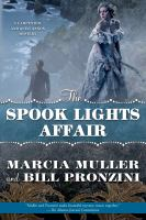 The Spook Lights Affair : a Carpenter and Quincannon mystery  Cover Image
