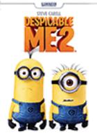 Despicable me 2 Book cover