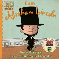 I am Abraham Lincoln  Cover Image