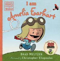 I am Amelia Earhart  Cover Image
