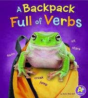 Go to record A backpack full of verbs